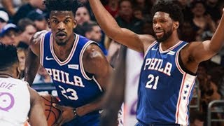 Jimmy Butler & Joel Embiid SAVAGELY TROLL The Timberwolves On IG After Win!