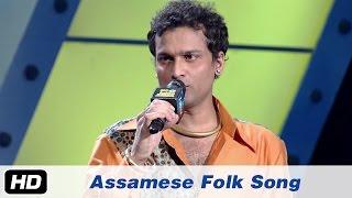 Zubeen Garg sings an Assamese Folk Song on Lord Krishna