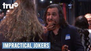 Impractical Jokers - Edward Turkeyhands | truTV