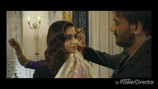 Ileana and ajay devgan hot kiss scene and liplock in bollywood Movie | 2017