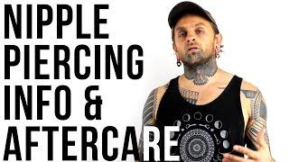 Nipple Piercing Info & Aftercare | UrbanBodyJewelry.com