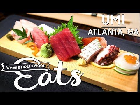 The Best Steak Jennifer Lawrence Ever Had: Atlanta's Umi   Where Hollywood Eats   THR