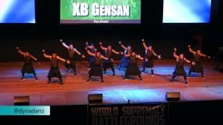XB Gensan Philippines World Supremacy Battlegrounds