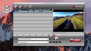 Load GoPro MP4 videos into GoPro Studio.