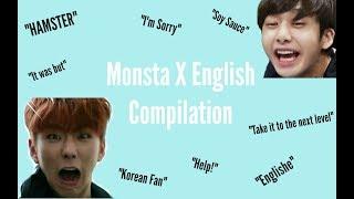 Monsta X English Compilation