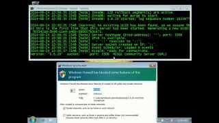 MySQL: iniciando e parando o servidor via console (prompt de comando)