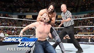 WWE SmackDown LIVE Full Episode, 19 July 2016 - WWE Draft 2016