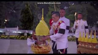 THAILAND NEWYEAR 2017/2560  royal anthem