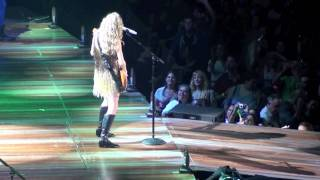 Taylor Swift- Mine - Speak Now tour 2011- Miami Florida