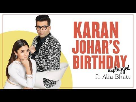 Xxx Mp4 Karan Johar S Birthday Unplugged Ft Alia Bhatt LIVE 3gp Sex