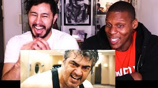 AJITH MASSS TRANSFORMATION FIGHT SCENE   Reaction w/ Chris Jai Alex!