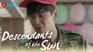 Descendants of the Sun - EP1 | Lee Kwang Soo Cameo [Eng Sub]