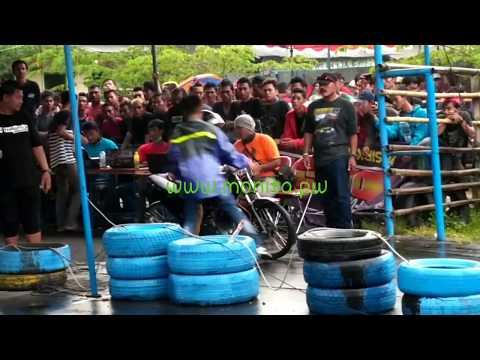 Joki Bocah Cilik SD Elang Buana Hebat Banget Meraih Juara Drag Bike