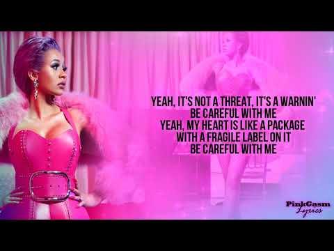 Cardi B - Be Careful (Lyric Video) HD