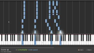 Dragon Soul Piano Tutorial HD