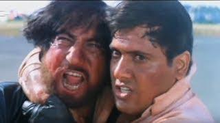 Govinda, Chunky Pandey, Shakti Kapoor, Aankhen - Action Scene 13/13