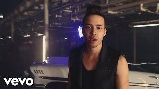 Prince Royce - Stuck On a Feeling (Behind The Scenes) ft. Snoop Dogg