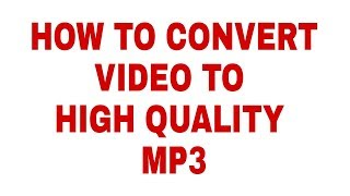 How To Convert Video song to Mp3 Song Without internet Using Mobile free