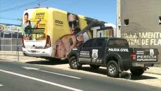 Banda de Forró usa ônibus roubado por PCC em São Paulo