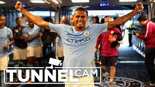 Man City 5-0 Crystal Palace | TUNNEL CAM 🎥