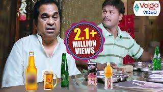 Brahmanandam And Saptagiri Hilarious Comedy Scenes | Volga Videos
