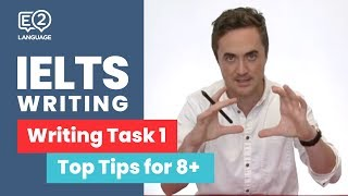 E2 IELTS Academic Writing Task 1 | Top Tips for 8+ with Jay!