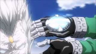 Byakuran vs Tsuna - Burn it Down