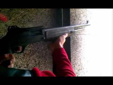 HATSAN MPA SHOTGUN 12g By RACKNLOAD