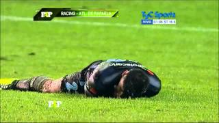 Gustavo Bou: Lujos, goles, asistencias, jugadas