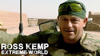 Ross Kemp: Back on the Frontline - Ross Joins the American Troops | Ross Kemp Extreme World