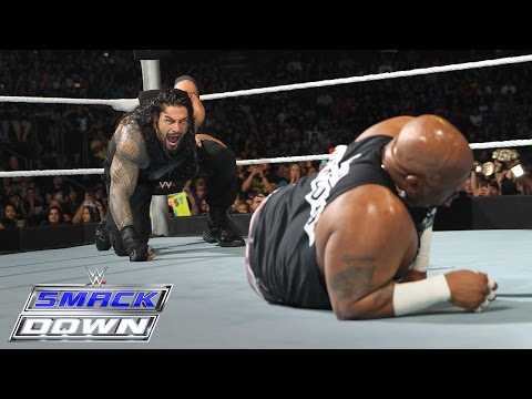 Roman Reigns & Dean Ambrose vs. The Dudley Boyz: SmackDown, February 18, 2016