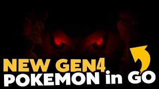 NEWS Gen 4 Pokemon Are Coming to Pokemon GO!, What To Expect & My Hopes for the Game!