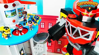 Color Learning Video for Kids Toy Paw Patrol Rescue Mission - Romeo