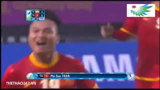 Vietnam vs Iran 4-1 Highlight & All Goals ASIAN CUP