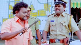 Saadu And Nayana Krishna Comedy Scene Tamil Movie Comedy | Tamil Comedy  Scenes 2017