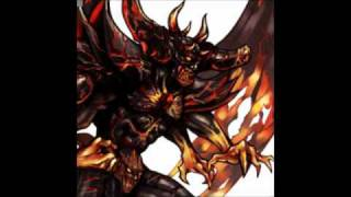 Dissidia 012 [Duodecim]- God In Fire