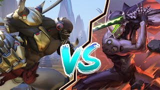 Genji VS Doomfist: Which is Better? When should you pick each? | Overwatch Guide