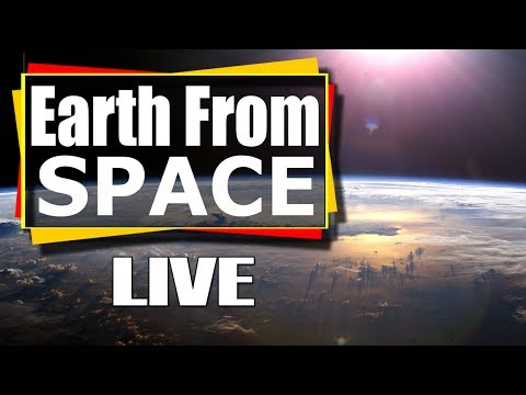 Nasa LIVE stream Earth From Space LIVE Feed Incredible ISS live stream of Earth from space