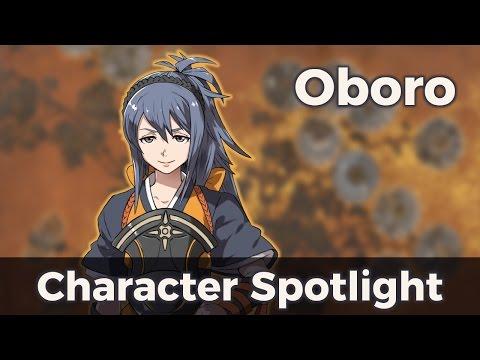 Fire Emblem Character Spotlight; Oboro