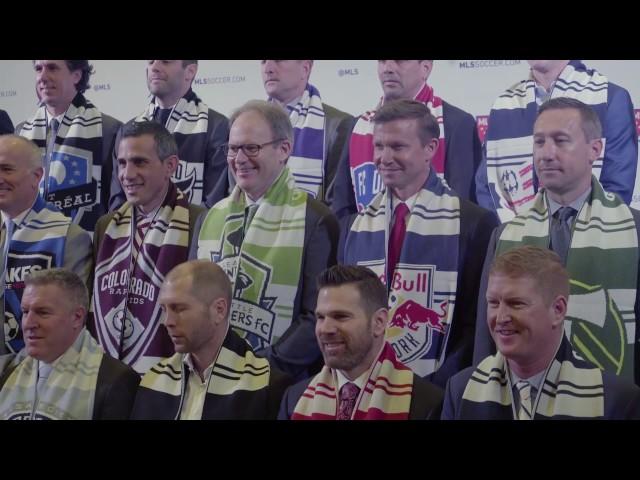 Behind The Scenes at the 2017 MLS SuperDraft