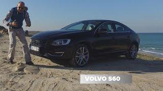 Volvo S60 TRT HABER OTO YORUM 1. BÖLÜM TEST KONUĞU.