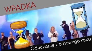 Wpadka Polsatu podczas odliczania