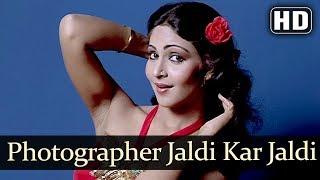 Photographer Jaldi Kar Jaldi | Mera Faisla Song HD | Sanjay Dutt, Rati Agnihotri | Asha Bhosle Hits