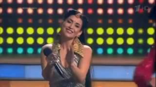 Jimmy JImmy Aaja Aaja on Russian Dance floor