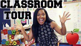 2016-2017 Classroom Tour | #backtoschool