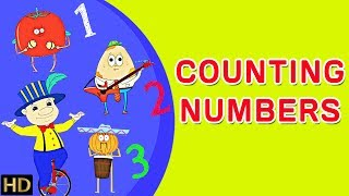 Thanksgiving Songs for Children – Counting Numbers (HD) Nursery Rhymes & More -  Shemaroo Kids