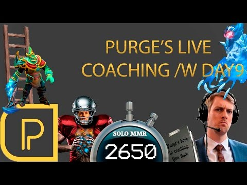 Playing with/coaching Day9, ~2650 MMR Wraith King