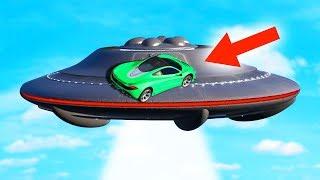 CARS vs. UFO
