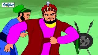 Shivaji Maharaj Marathi Animated Story - Afzal Khanacha Vadh