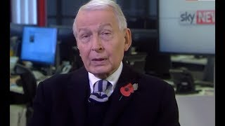 Frank Field on the results of the 6th round of Brexit talks (Nov 10, 2017)